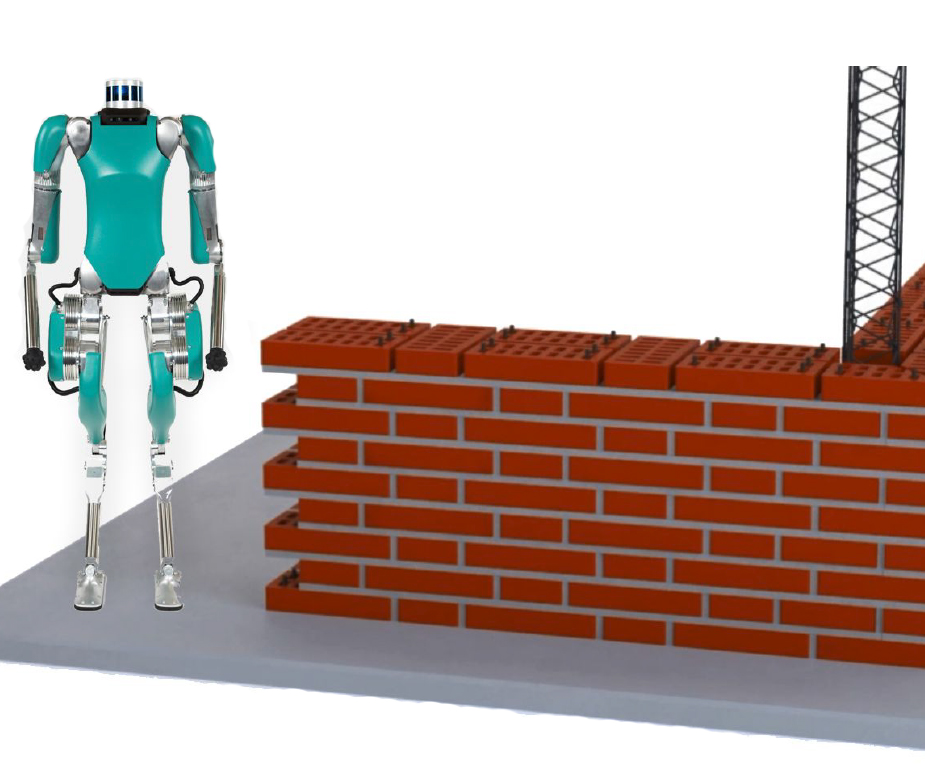 Digitalizzazione e Robotizzazione Muro Armato Armoconfinato